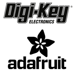 Logo of Digi-Key & Adafruit