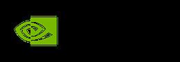Logo of NVIDIA