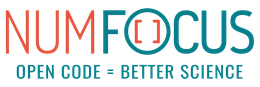 Logo of NumFOCUS, Inc.