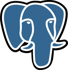 Logo of PostgreSQL