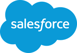 Logo of Salesforce