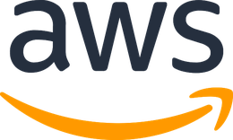 Logo of Amazon Web Services (AWS)