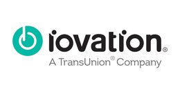 Logo of iovation a TransUnion company
