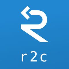 Logo of r2c