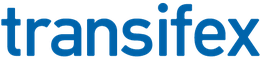 Logo of Transifex