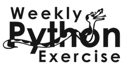Logo of Weekly Python Exercise
