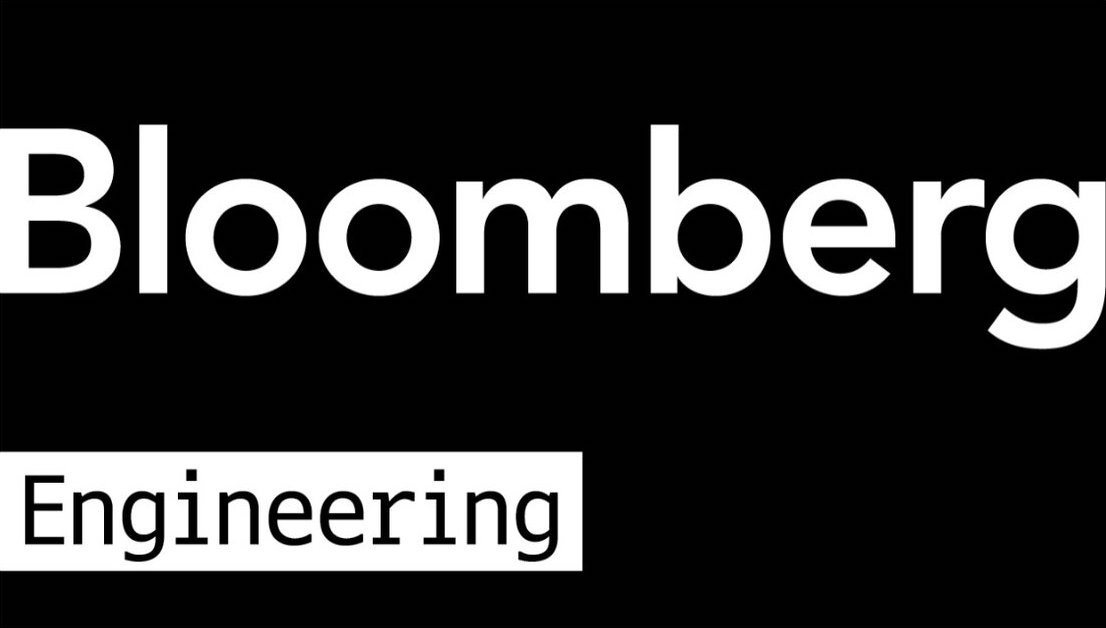 Bloomberg Engineering Logo