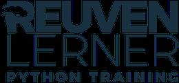 Reuven Lerner- Python Training Logo