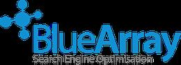 Blue Array SEO Logo